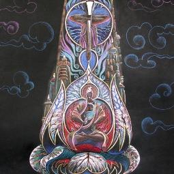 Лотос Медитация