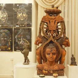 Индия, шамот