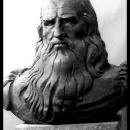 Портрет Леонардо Да-Винчи
