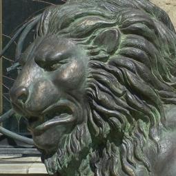 Лев (фрагмент)