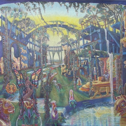 Висячие сады Амитис (Семирамиды)
