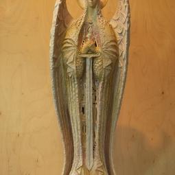 Архангел с мечом