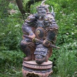 Парковая скульптура_1