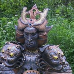 Парковая скульптура_2