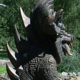 Парковая скульптура_7