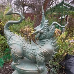 Химера (бронтозавр)