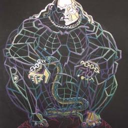 Грешник (клетка-террариум)