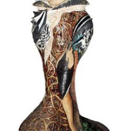 Женщина-кобра